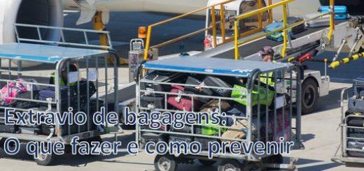 Extravio de Bagagem - Dica de Viagem
