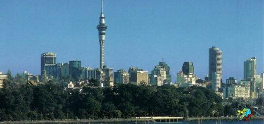Auckland - Nova Zelandia
