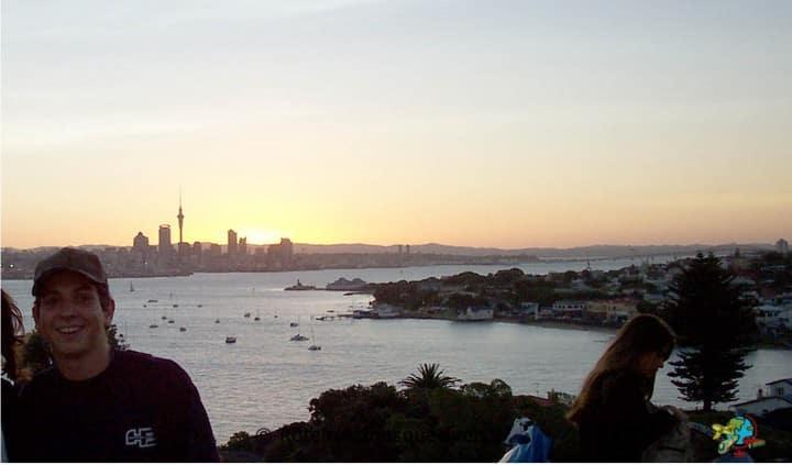 Mount Victoria - Auckland - Nova Zelandia