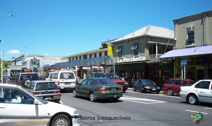 Parnell Road - Auckland - Nova Zelandia