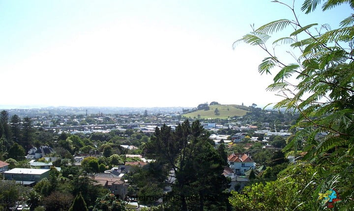 Parque - Auckland - Nova Zelandia