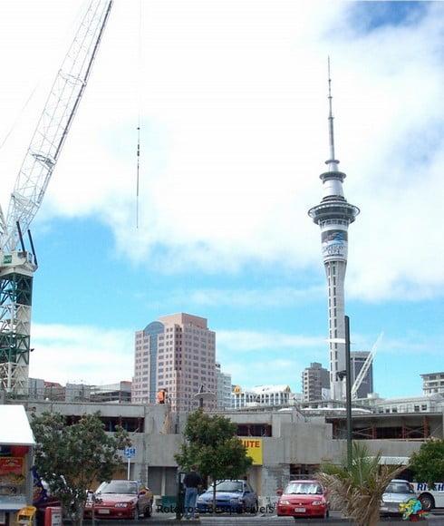 Porto - Auckland - Nova Zelandia
