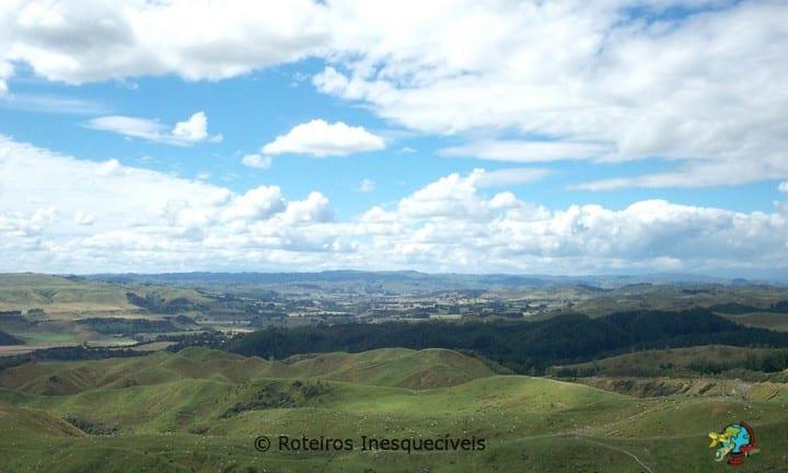 Estrada - Nova Zelandia
