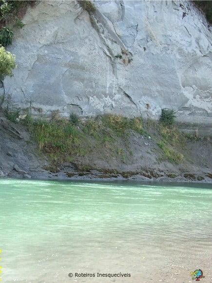 Hutt River - Nova Zelandia