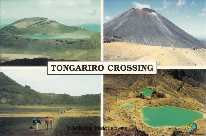 Tongariro National Park - Nova Zelandia