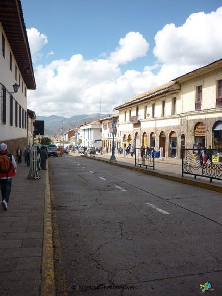 Avenida El Sol - Cusco - Peru