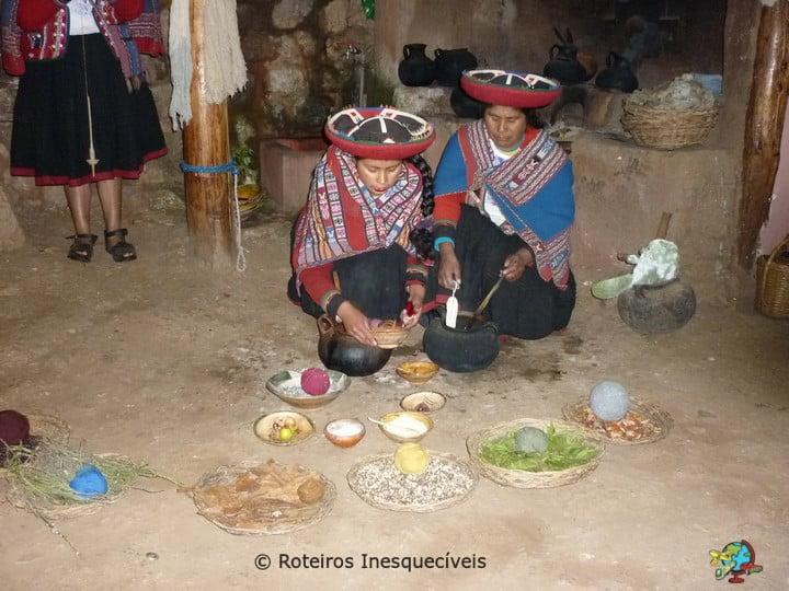 Chinchero - Valle Sagrado - Cusco - Peru