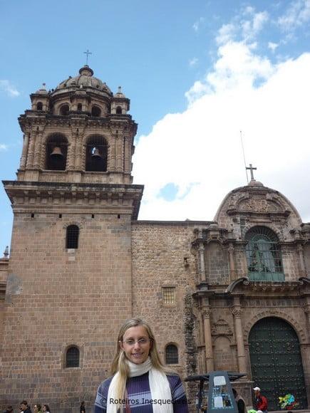 Iglesia La Merced - Cusco - Peru