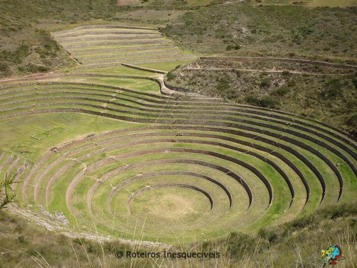 Moray - Cusco - Peru