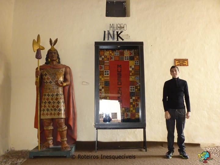 Museo Inka - Cusco - Peru
