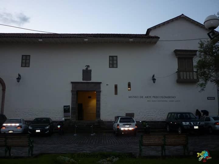 Museu de Arte Precolombiana - Cusco - Peru