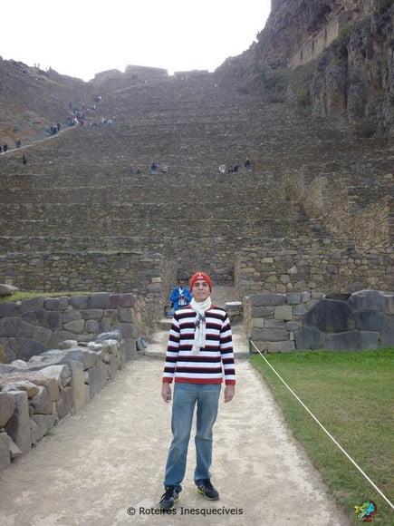 Ollantaytambo - Valle Sagrado - Cusco - Peru
