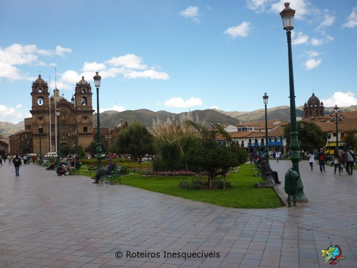 Plaza de Armas - Cusco - Peru