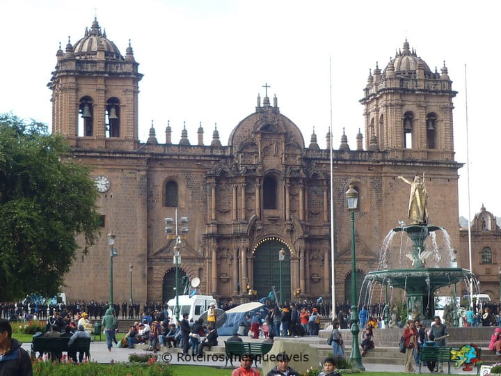 Catedral - Cusco - Peru