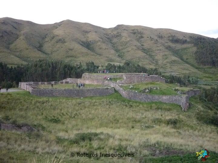 Puca Pucara - Cusco - Peru