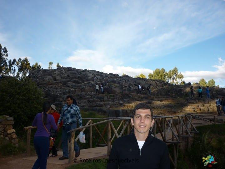 Q'enqo - Cusco - Peru