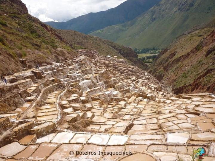 Salineras de Maras - Cusco - Peru