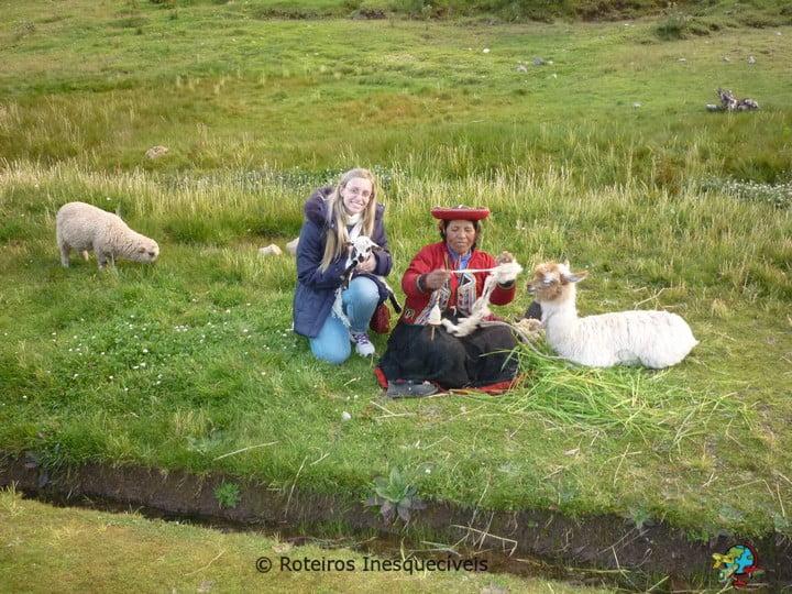 Tambomachay - Cusco - Peru