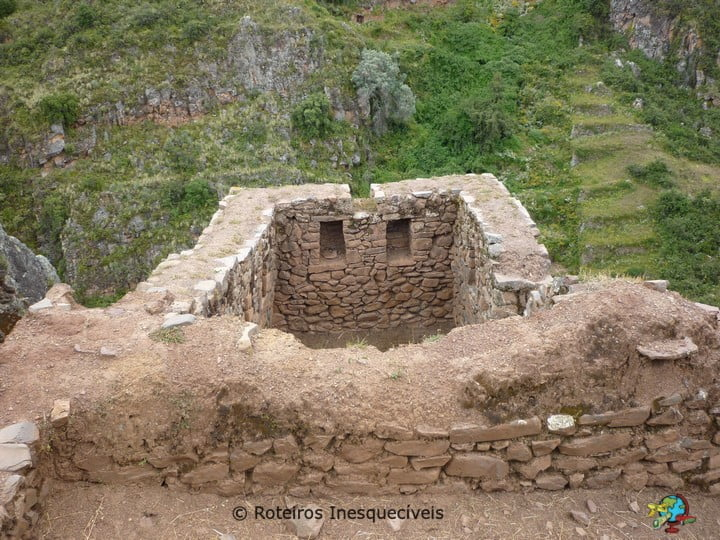 Pisac - Valle Sagrado - Cusco - Peru