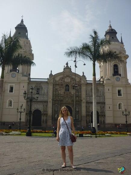 Catedral - Lima - Peru