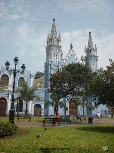 Iglesia de la Recoleta - Lima - Peru