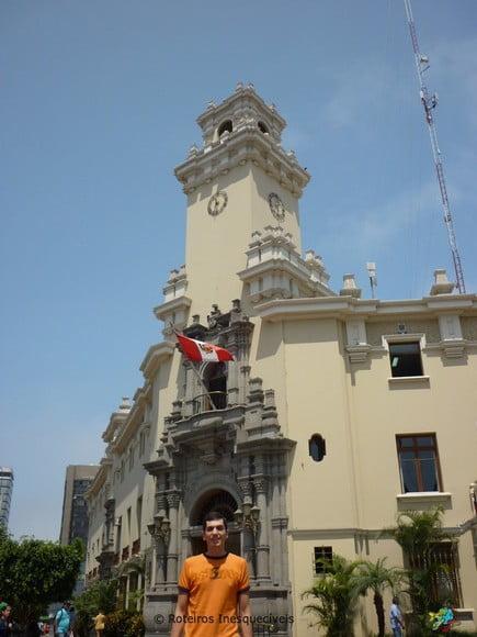 Municipalidad de Miraflores - Lima - Peru