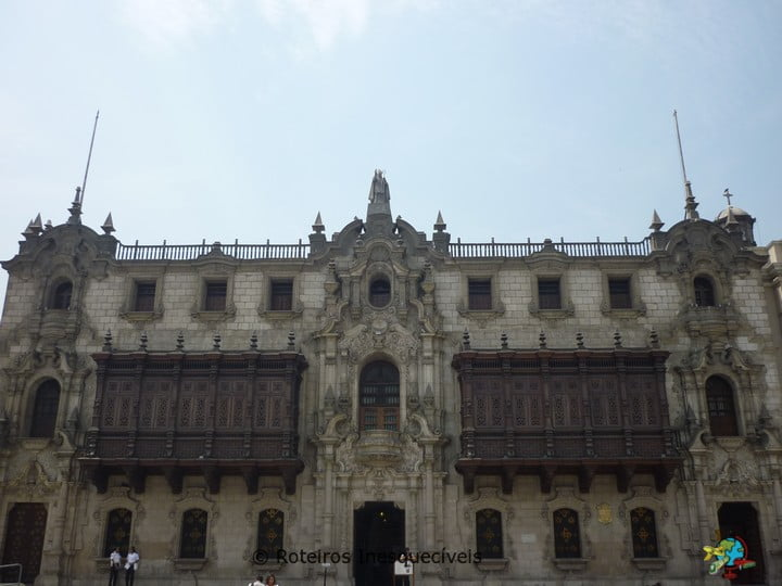 Palacio Arzobispal - Lima - Peru