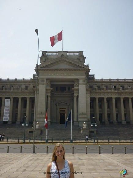 Palacio de Justicia - Lima - Peru