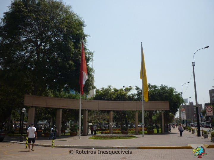 Parque 7 de Junio - Lima - Peru