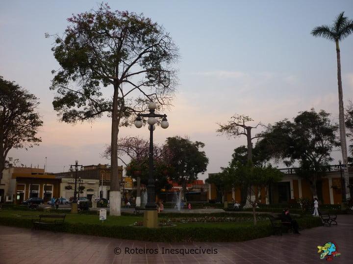 Parque Barranco - Lima - Peru