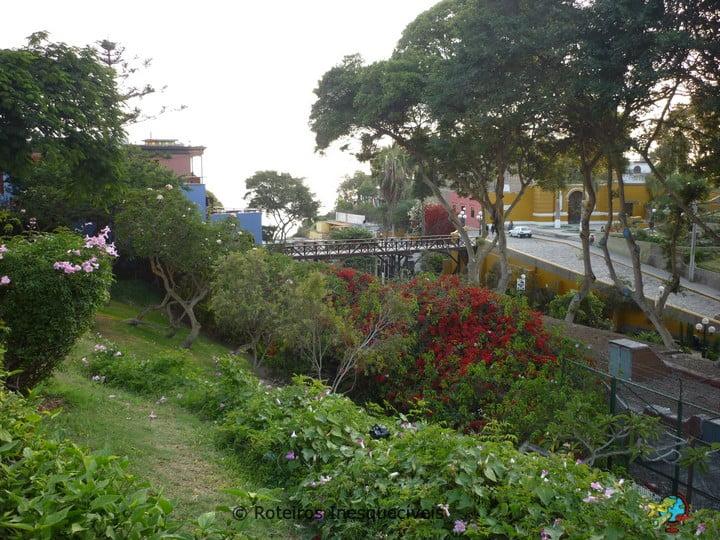 Puente de los Suspiros - Lima - Peru