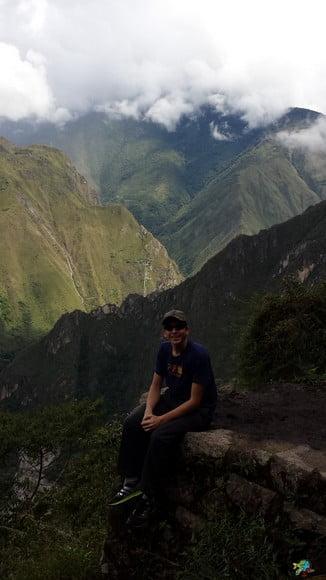 Huayna Picchu - Machu Picchu - Peru