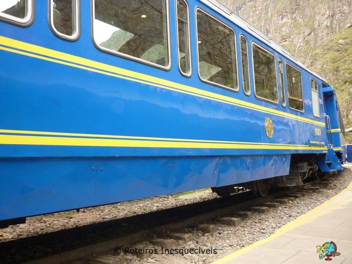 Perurail - Machu Picchu - Peru