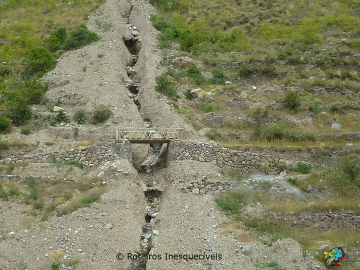 Ponte Inca - Machu Picchu - Peru