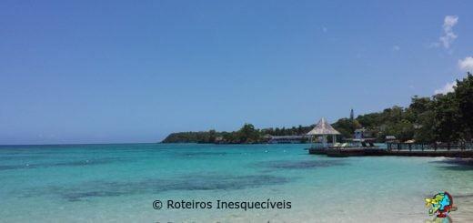Praia Ocho Rios - Sandals - Jamaica
