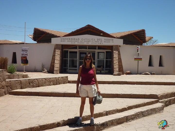 Museu - San Pedro de Atacama - Deserto do Atacama