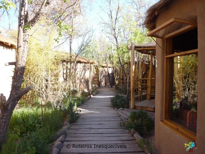 Hotel Poblado Kimal - San Pedro de Atacama - Deserto do Atacama