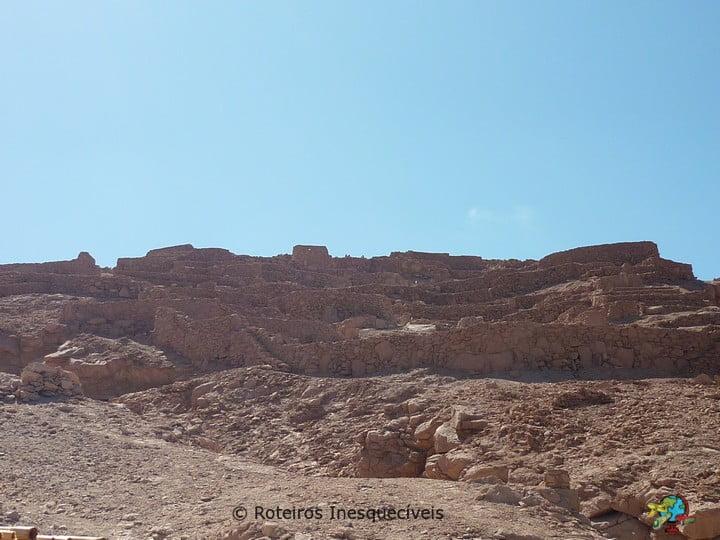 Ruinas de Quitor - Deserto do Atacama