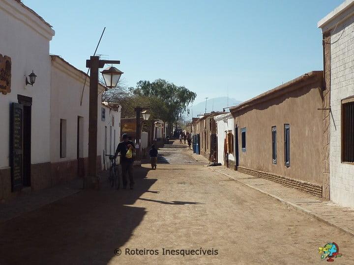 Caracoles - San Pedro de Atacama - Deserto do Atacama