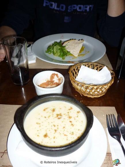 Restaurante La Estaka - San Pedro de Atacama - Deserto do Atacama