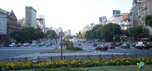 9 de Julho - Buenos Aires