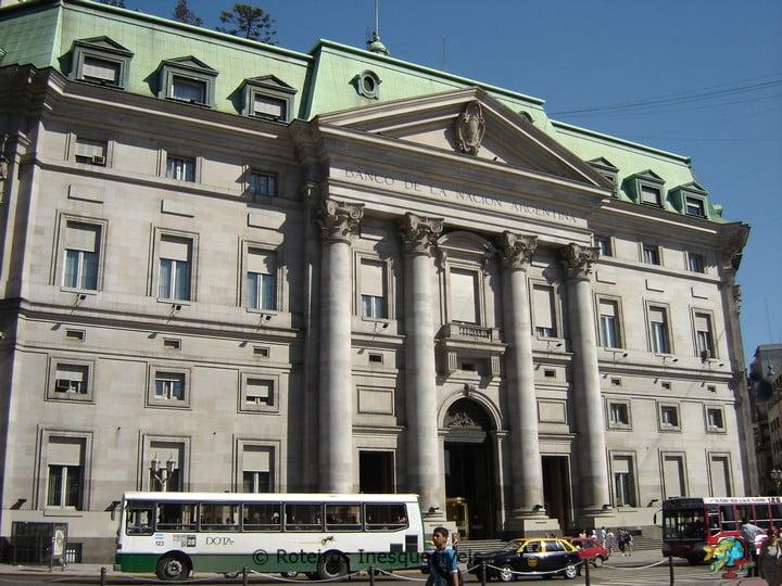 Banco de La Nacion - Buenos Aires