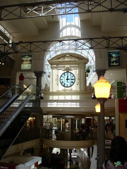 Shopping Bullrich - Buenos Aires