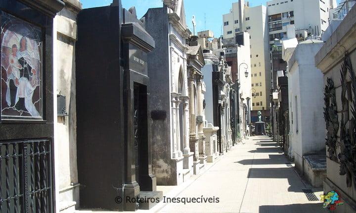 Cemiterio Recoleta - Buenos Aires