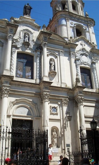 Igreja San Telmo - Buenos Aires