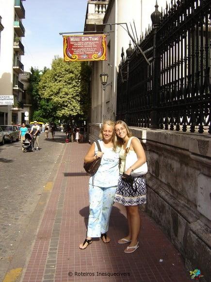 Museu do Tango - San Telmo - Buenos Aires