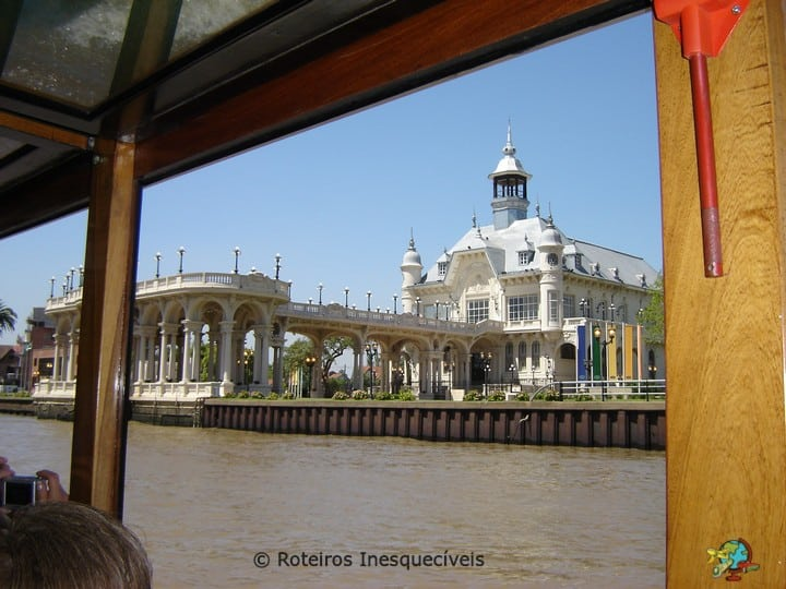 Passeio do Tigre - Buenos Aires