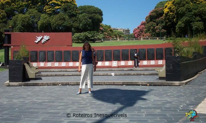 Guerra Malvinas - Plaza San Martin - Buenos Aires