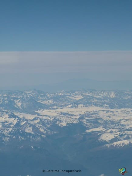 Aviao - Santiago - Chile