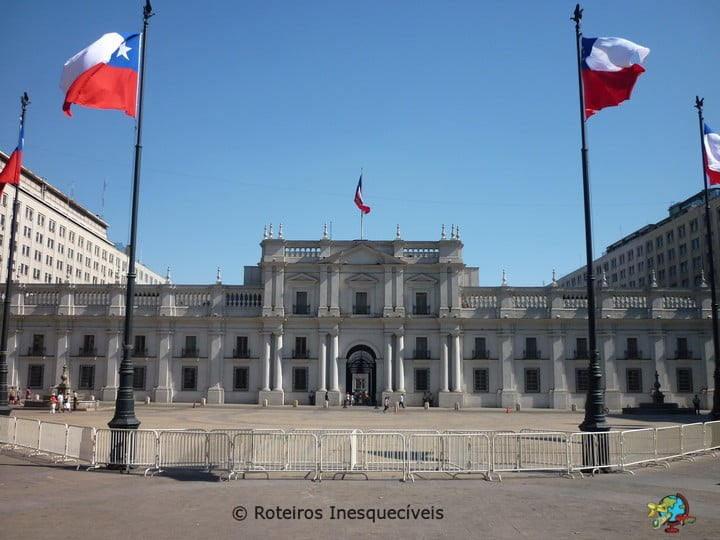 Casa de la Moneda - Santiago - Chile